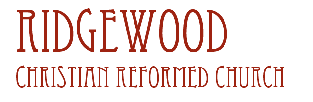 Ridgewood, NJ Christian Reformed Church
